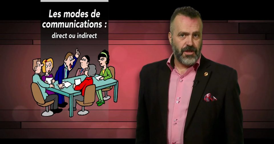 Les modes de communications